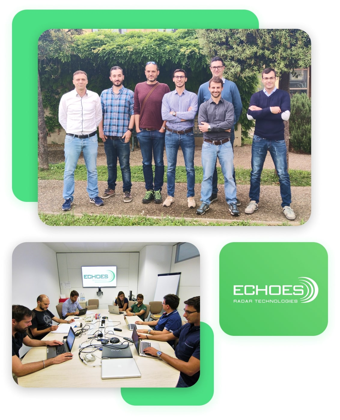 Echoes Team